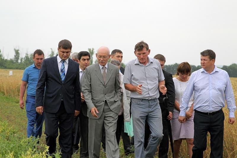 В Башкирии отрасли семеноводства дадут «второе дыхание»