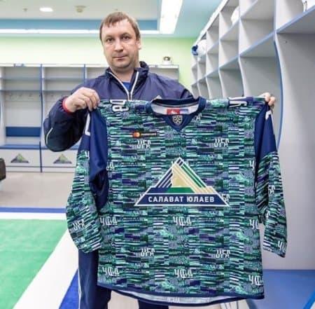 Хоккейный клуб «Салават Юлаев» представил новую форму