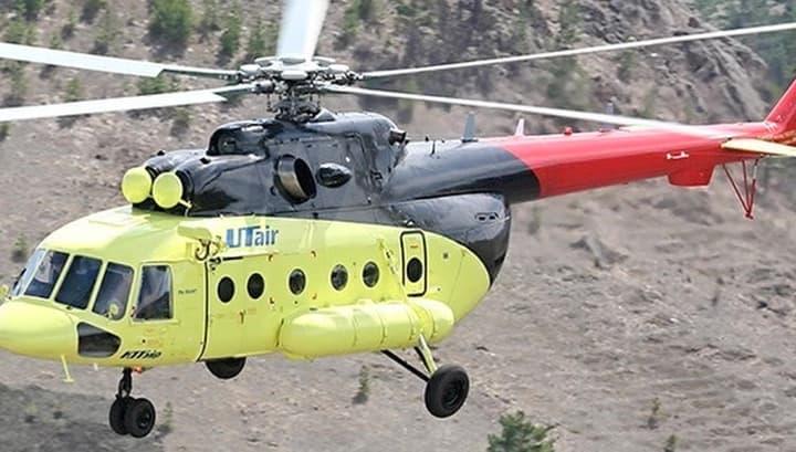 Стали известны имена вахтовиков из Башкирии, погибших при крушении вертолета в Красноярском крае