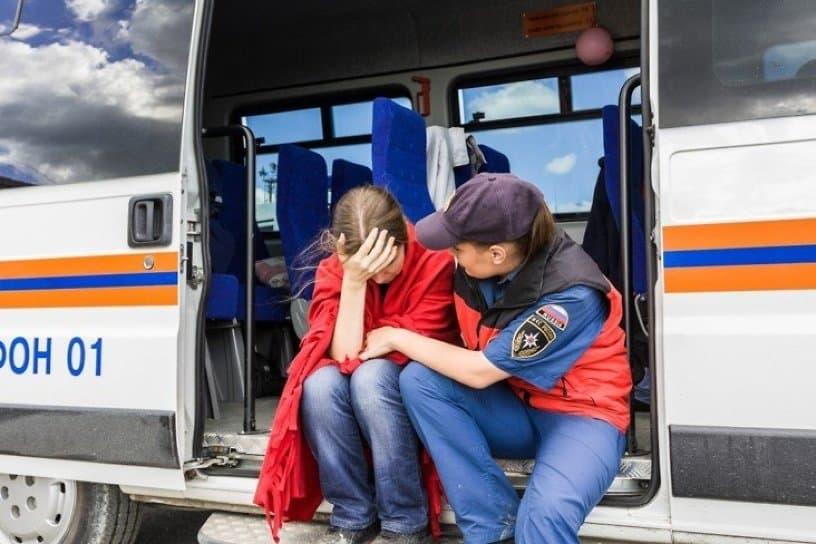 На место крушения вертолета в Красноярском крае вылетели психологи от МЧС Башкирии