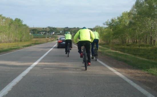 Велосипедисты из Туймазинского района меньше чем за сутки планируют добраться до Казани