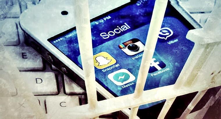 Как не сесть за лайк или картинку в соцсети: консультация юриста