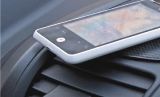 Горе-угонщик из Учалов, пытаясь завладеть чужим авто, оставил  в салоне свой сотовый телефон