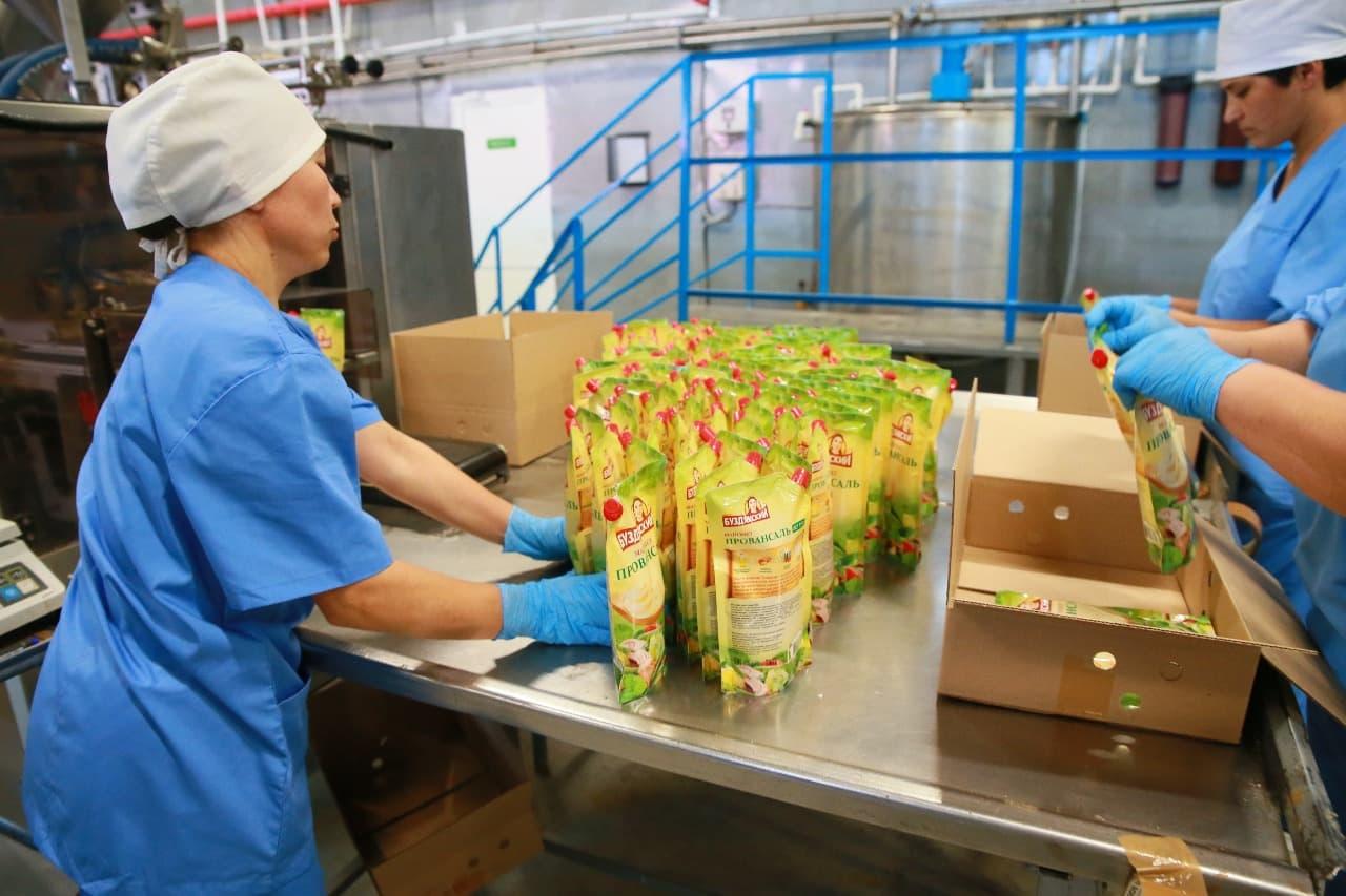 В Буздякском районе наладят промышленное производство майонеза