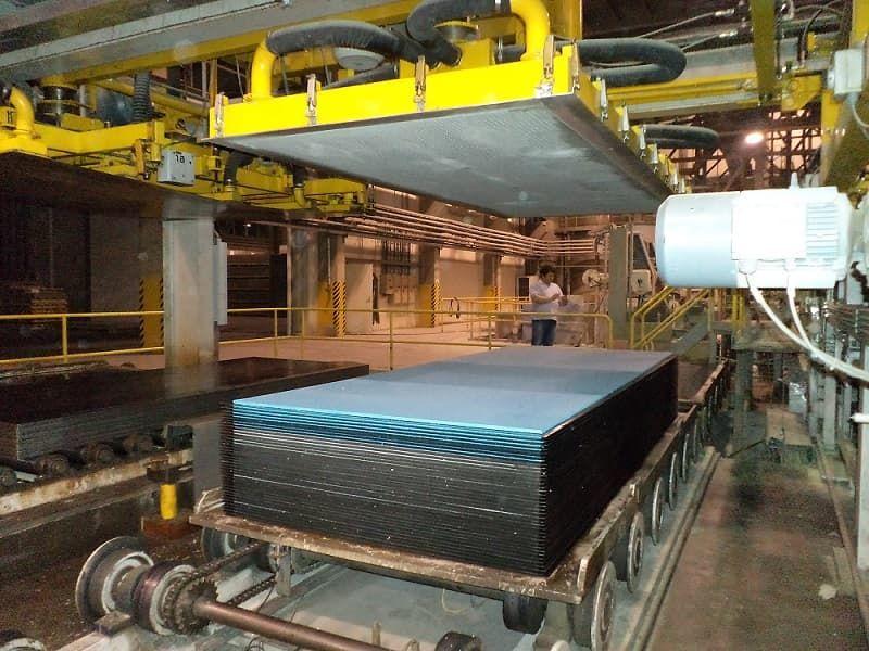 В Кумертау китайцы построят завод завод по производству фиброцементных плит