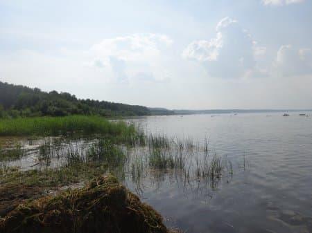 В Башкирии озеро Кандрыкуль стало непригодным для купания