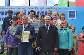 В Белокатайском районе состоялся конкурс мастеров «Мечетлинская мастерская»