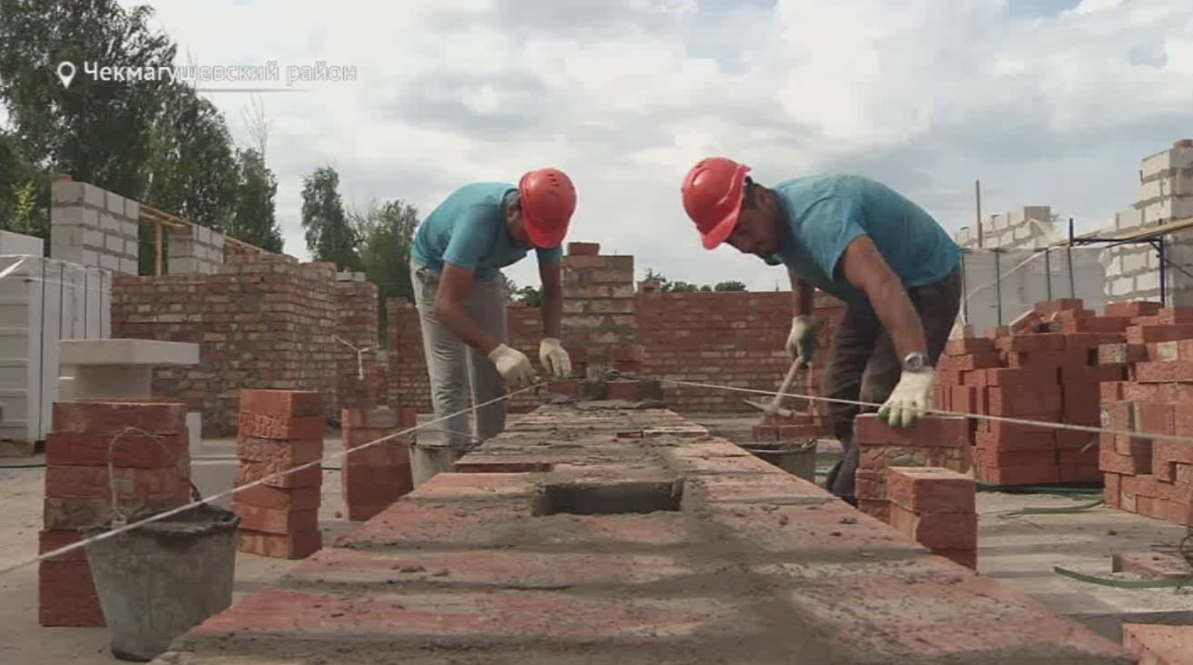 В Чекмагушевском районе появится новый детский сад