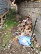 В Белокатайском районе в одном из людных мест образовалась свалка отходов