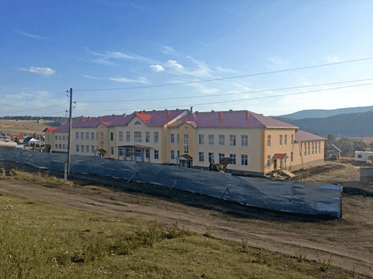 В Бурзянском районе новые детские сад и школу планируют сдать раньше срока
