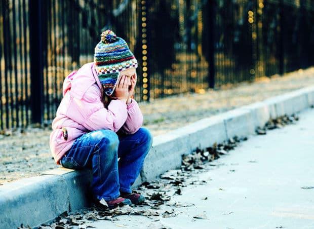 В Уфе ищут родителей 5-летнего мальчика