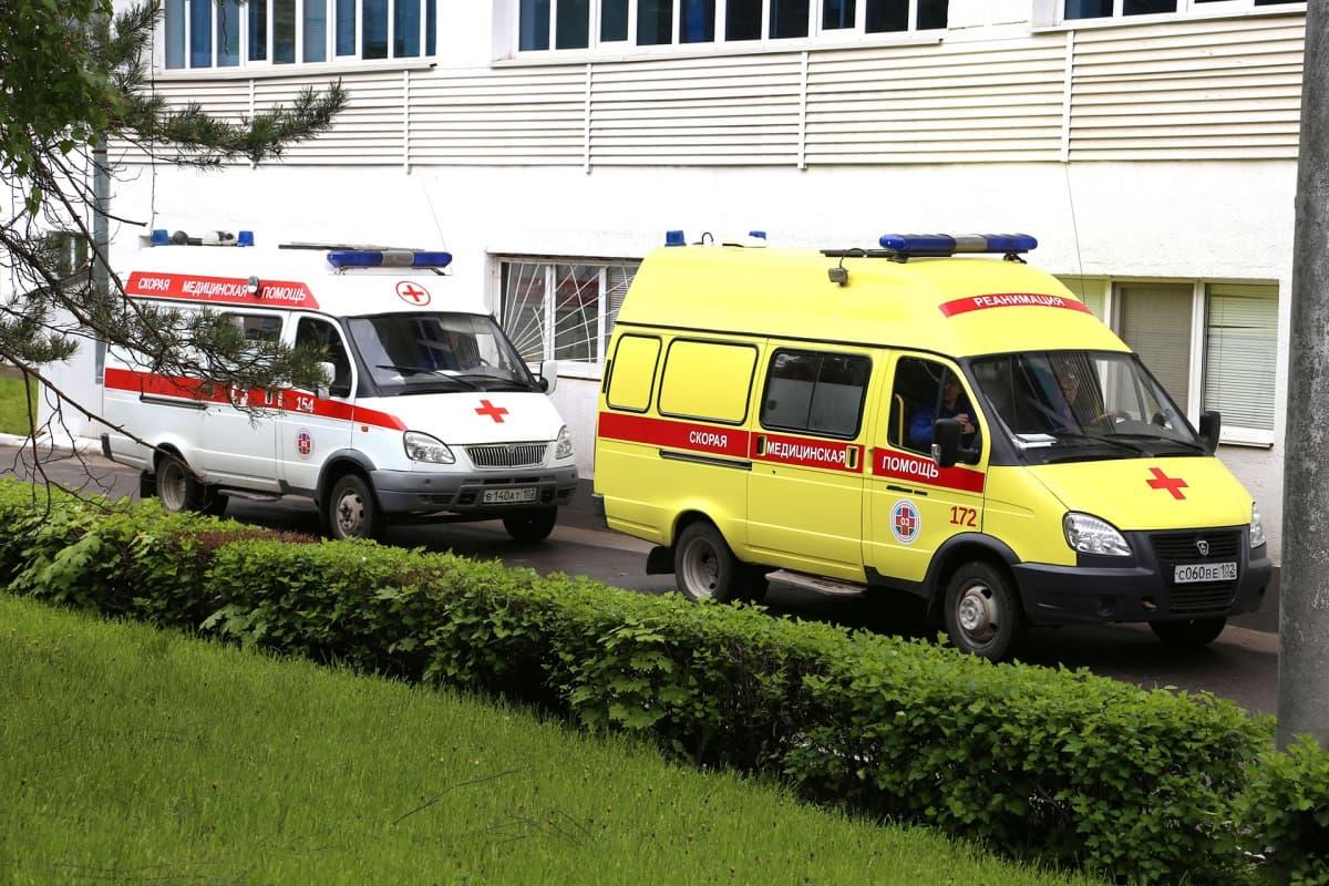 В Гафурийском районе погиб ребенок выпав из окна 4 этажа