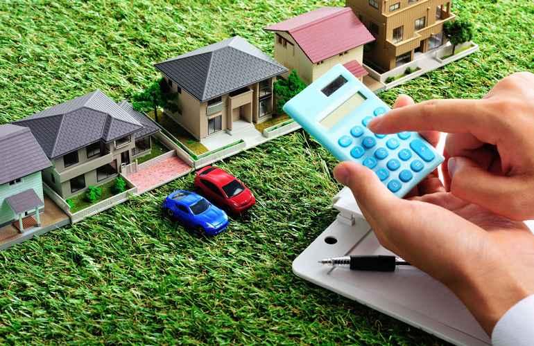 Налог на имущество за три года вырос вдвое