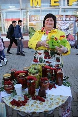 В Кумертау прошел первый гастрономический фуд-фестиваль «Башкирский перец»