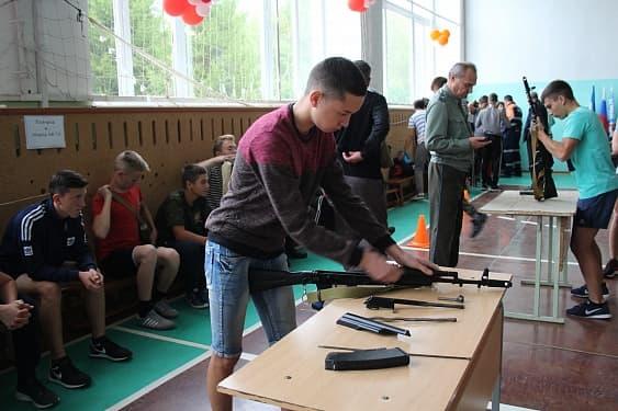 В Кумертау прошли соревнования по военно-прикладным видам спорта