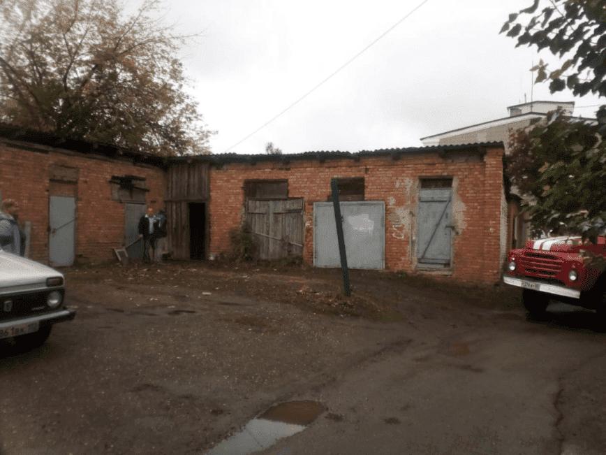 В Кумертау от взрыва газа в погребе пострадал мужчина
