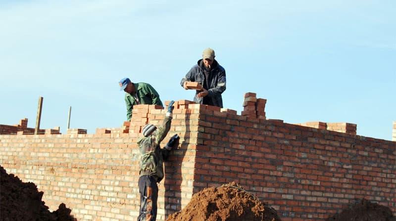 В Мишкинском районе завершается строительство нового водовода