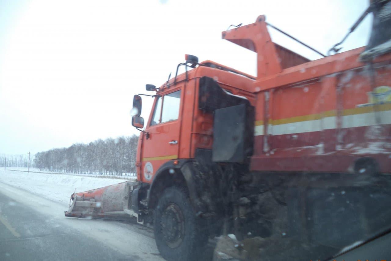 Власти Уфы планируют дополнительно закупить спецтехнику на случай снежной зимы