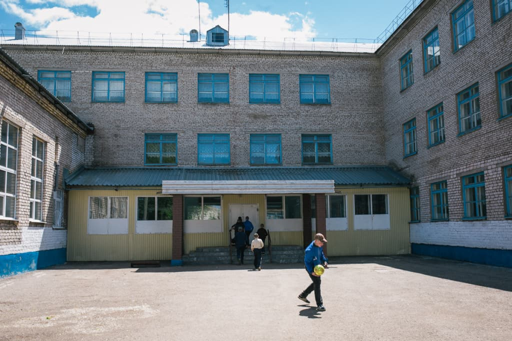 В Туймазинском районе сотрудники школы закрытого типа встали на защиту директора