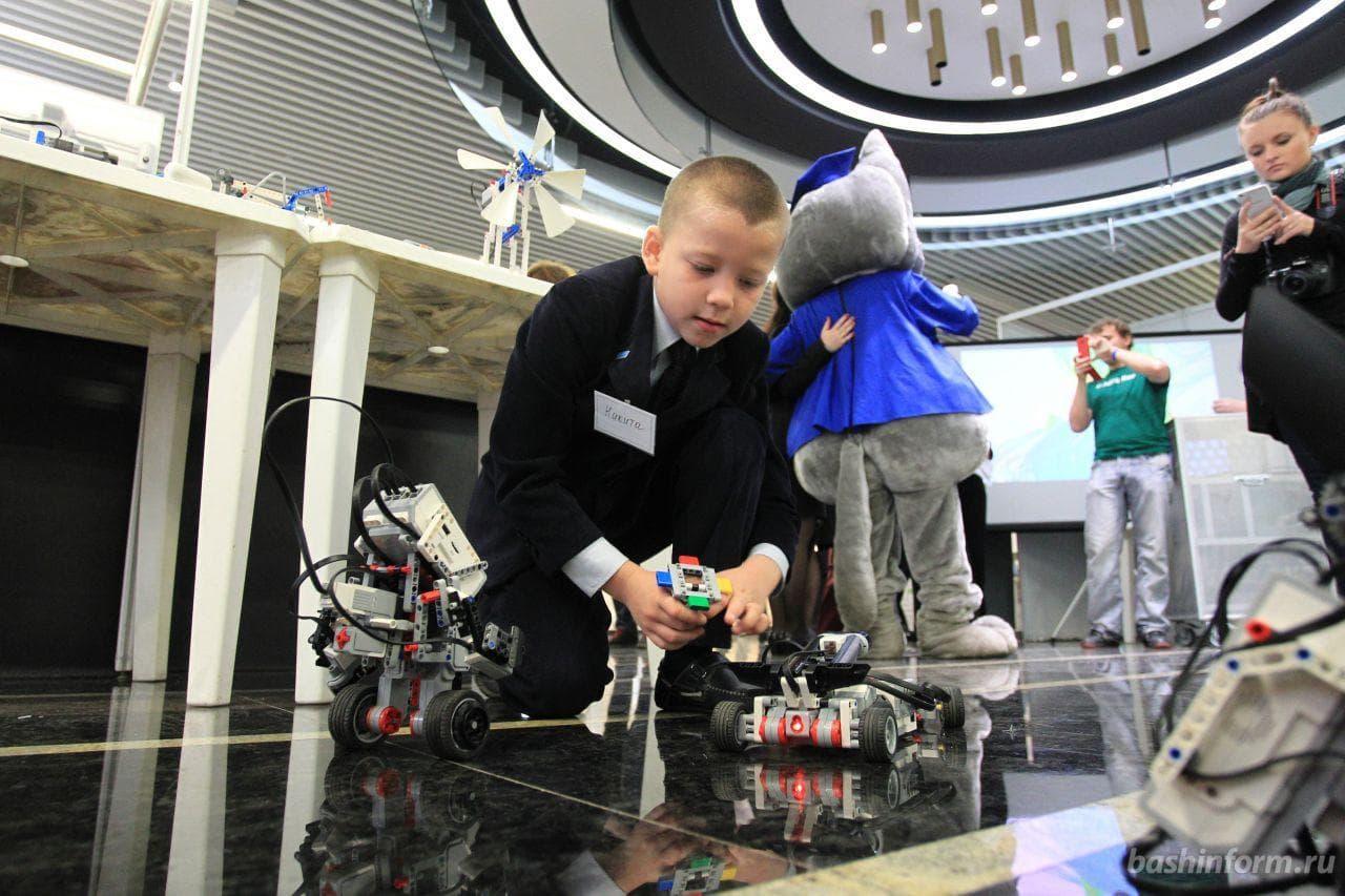 Уфимские школьники отправятся на V Международную выставку молодых изобретателей