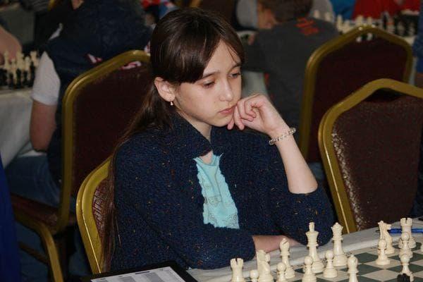Уфимская шахматистка Камила Байбурина заняла первое место на Кубке России