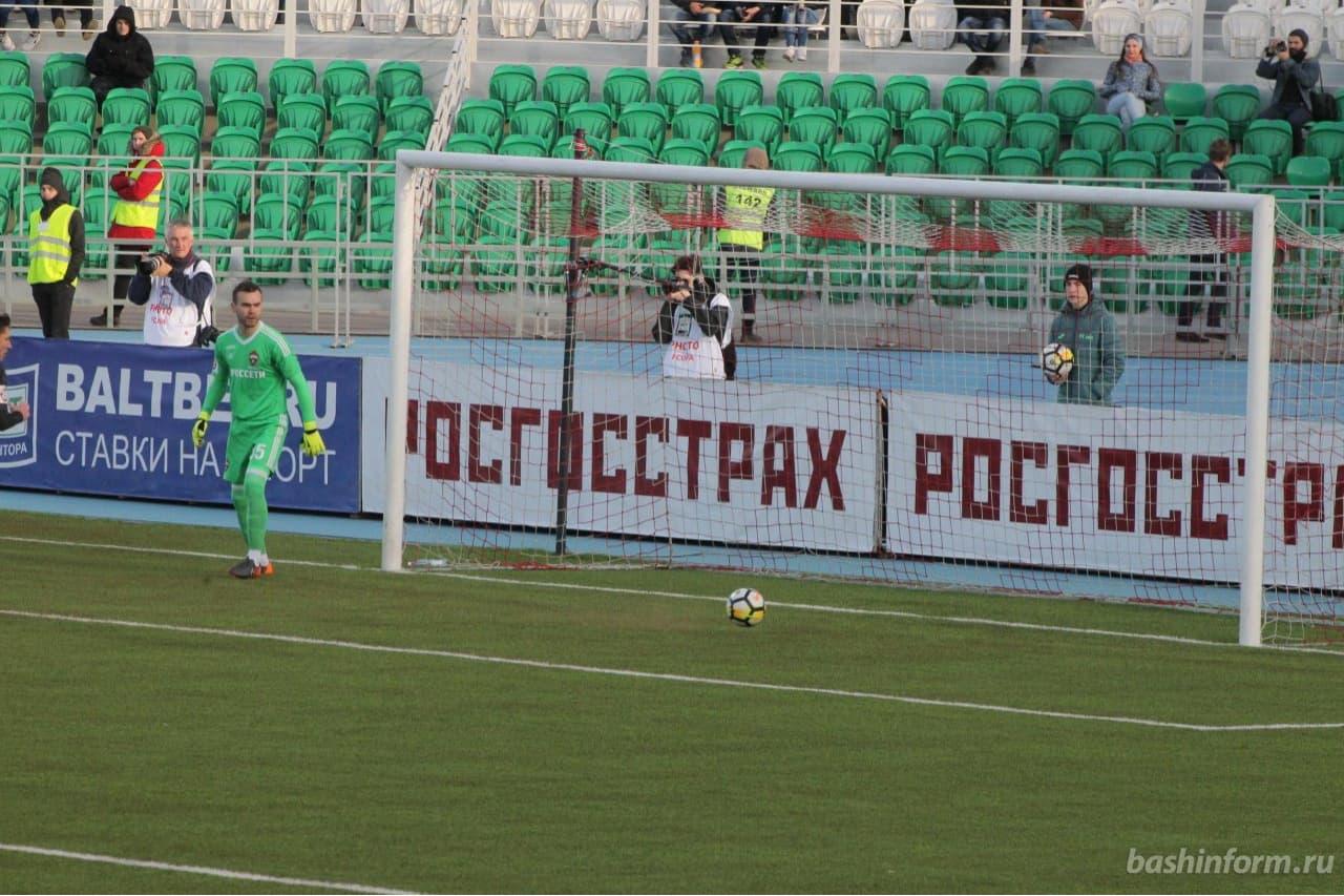 Шамиль Газизов: «Уфа» постарается удивить Гончаренко в матче с ЦСКА»