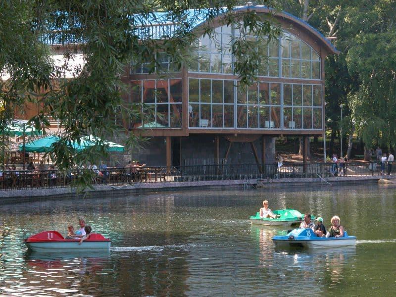 В уфимском парке Якутова возведут тактильную площадку для детей-инвалидов