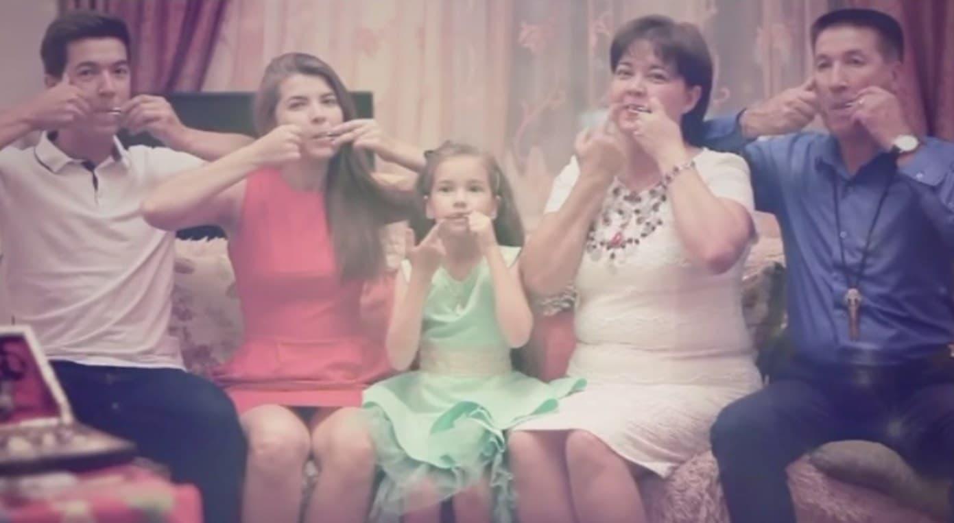 В Башкортостане завершилось голосование в конкурсе социально-активных семей «Бери пример»