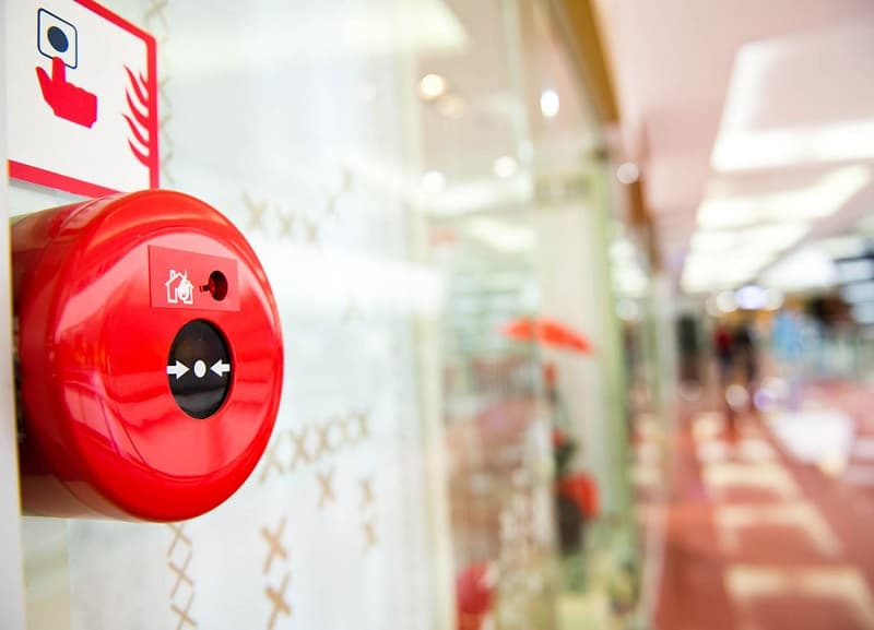 В Салавате в торговом центре не соблюдались правила пожарной безопасности