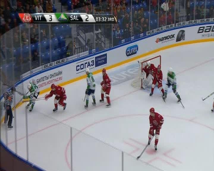 Как сложился матч «Витязь» - «Салават Юлаев»