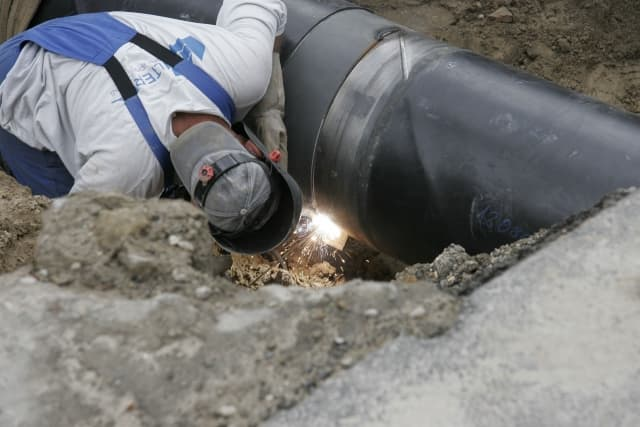 В Аургазинском районе пресекли попытку хищения трубопровода