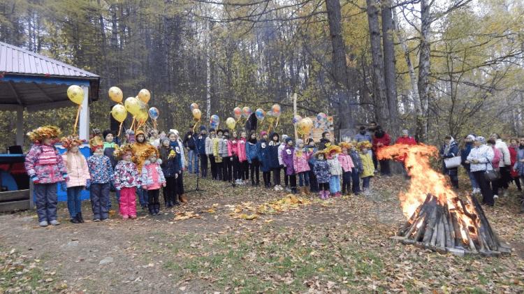 В Белебеевском районе прошел праздник «Цветаевский костёр»