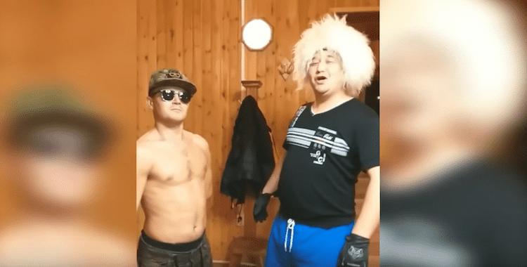 Жители Башкирии сняли шуточный ролик боя между Хабибом Нурмагомедовым и Конором Макгрегором