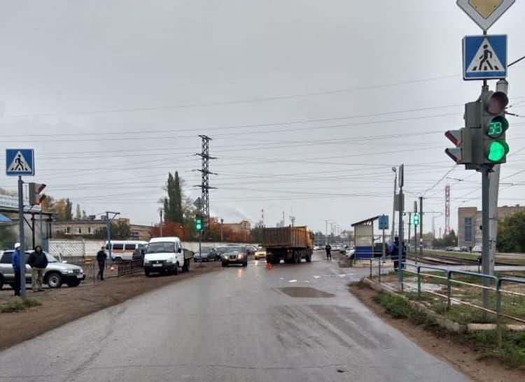 В Салаватском районе грузовик сбил 60-летнюю женщину