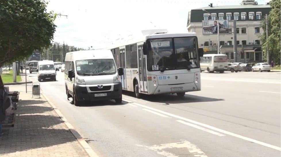 В Уфе доля нелегальных перевозчиков составляет 42%