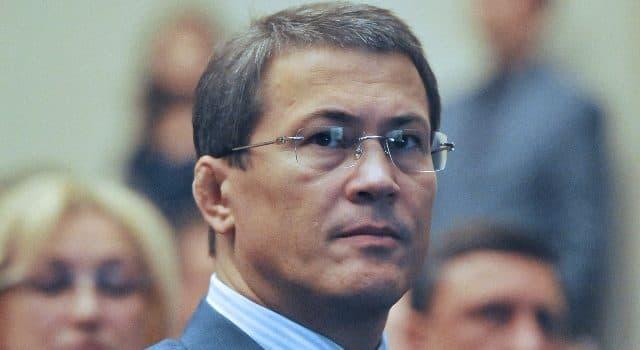 Радий Хабиров: биография, национальность, семья, родители