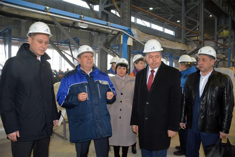 Белорецкий район посетил министр экономического развития Сергей Новиков
