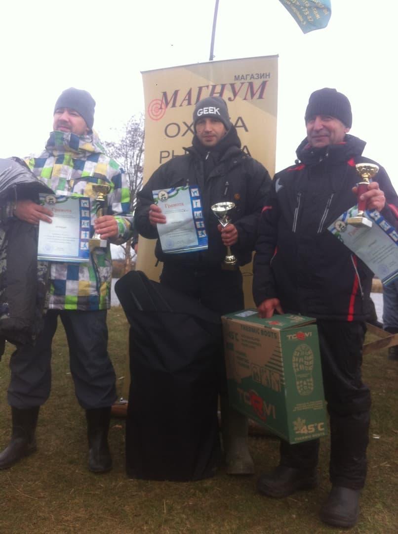 В Кармаскалинском районе прошли соревнования по рыбной ловле