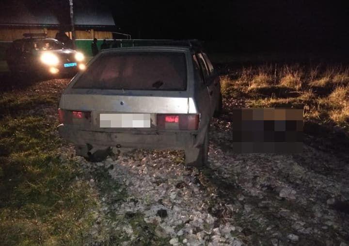 В Иглинском районе пьяный водитель насмерть задавил лежащего на земле мужчину