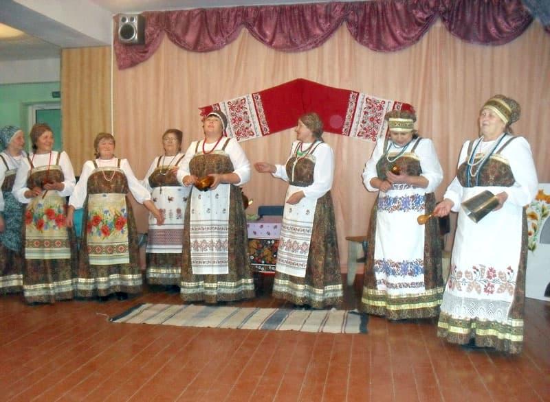 В Мишкинском районе прошли «Покровские посиделки»