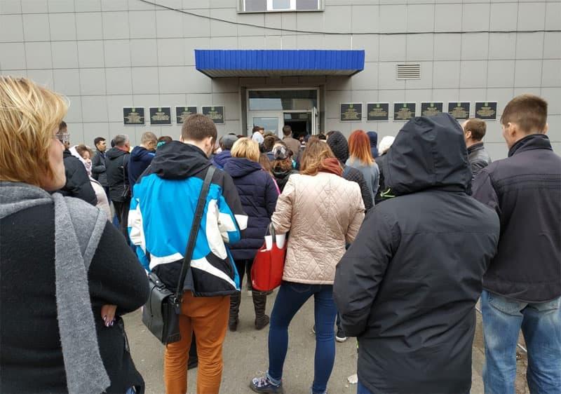 В Уфе женщина угрожала взорвать управления судебных приставов: сотрудников срочно эвакуировали