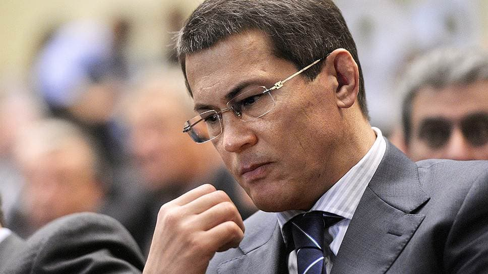 Что известно о Радии Хабирове - врио Главы Башкирии