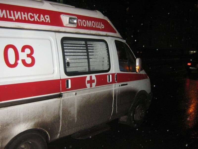 В Мечетлинском районе от двух ножевых ранений скончался мужчина