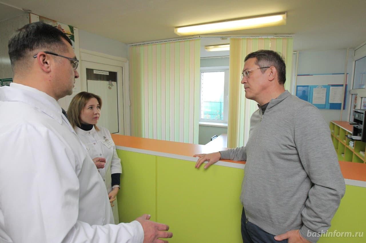 В Баймаке будут строить новую поликлинику для детей