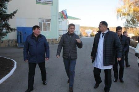 Радий Хабиров поручил главе Баймакского района срочно искать врачей