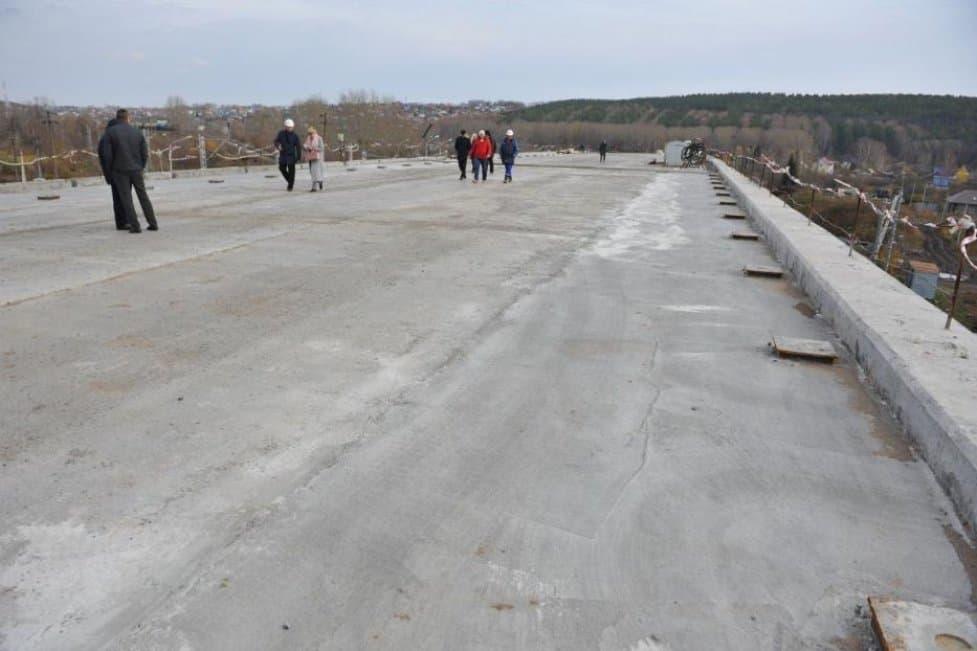 Тимашевский путепровод в Уфе планируют завершить в июле 2019 года