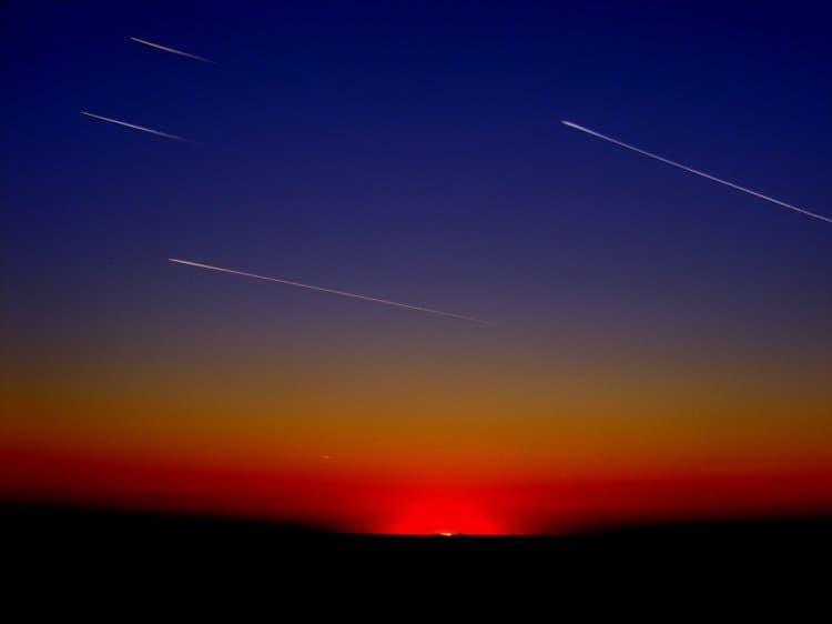 Метеорный поток в ноябре могут наблюдать жители Башкирии