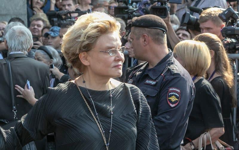 Муж Елены Малышевой попал под автобус