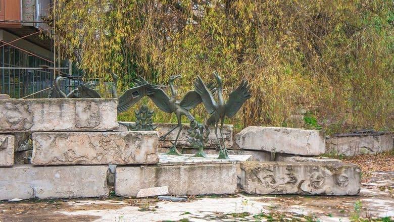 Радий Хабиров поручил восстановить один из старейших фонтанов Уфы