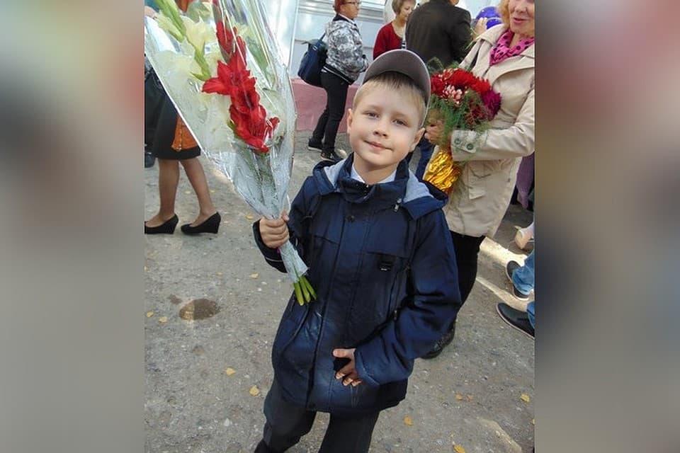 В Белорецке  пропал 8-летний мальчик Тимофей Романов